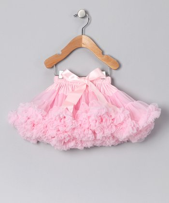 Light Pink Pettiskirt - Toddler & Girls