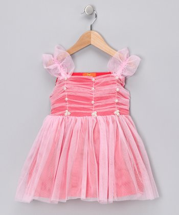 Pink Princess Dress - Girls