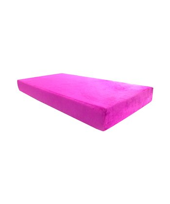Donco Kids Pink Twin Visco Mattress