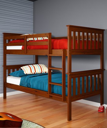 Natural Mission Twin Bunk Bed