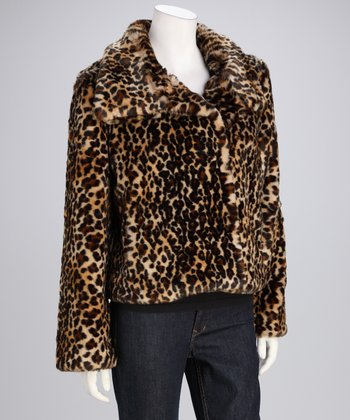 Leopard BFF Jacket - Women
