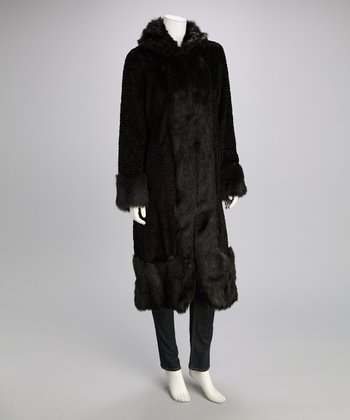 Black Montreal Coat - Women & Plus