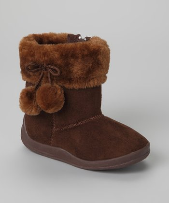 Brown Cutie Boot