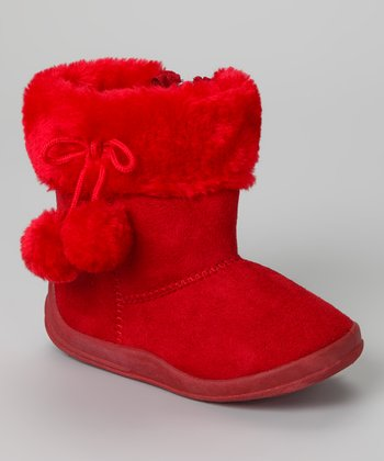 Red Cutie Boot