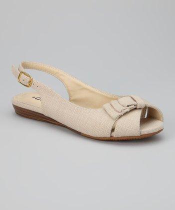 Taupe Academic Sandal