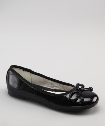Black Everette Ballet Flat