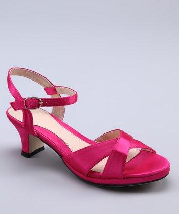 Fuchsia Qubo Sandal