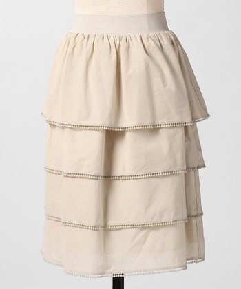 Castle Wall Petal Skirt