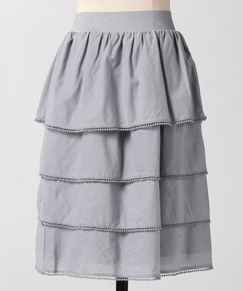 Quarry Petal Skirt