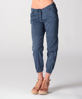 Insignia Blue en Route Pants