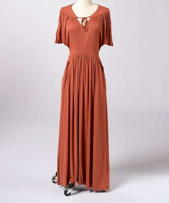 Sequoia Central Station Maxi Dress