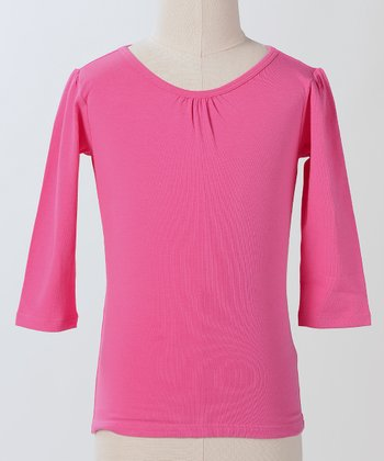 Pink Raspberry Jane Tee - Toddler & Girls