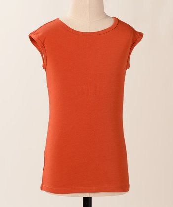Cinnamon Mini Classic Tee - Toddler & Girls