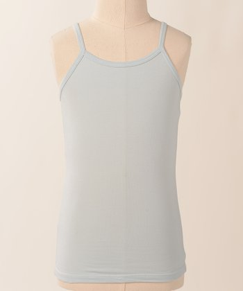 Baby Blue Mini Camisole - Toddler & Girls