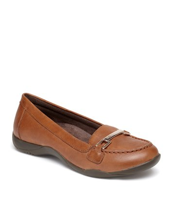 Tan Evolution Loafer
