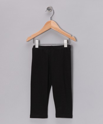 Black Pants - Infant, Toddler & Kids