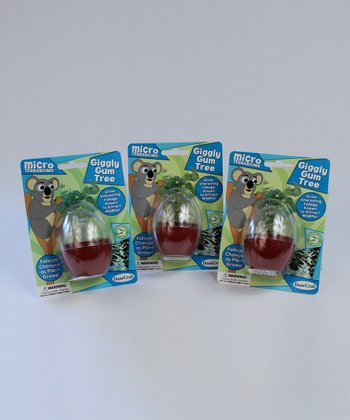 Giggly Gum Tree Kit - Set of Three