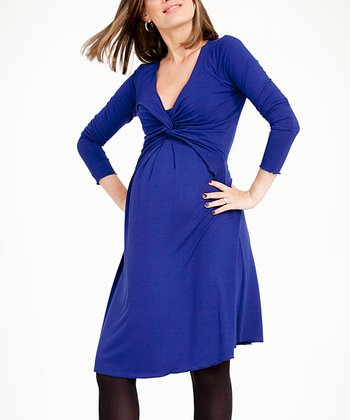 Jewel Milkbar Maternity & Nursing Dress