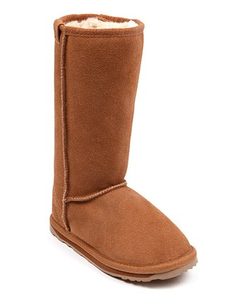 EMU Australia Chestnut Wallaby Tall Boot