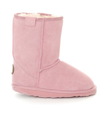 Orchid Pink Wallaby Boot - Kids