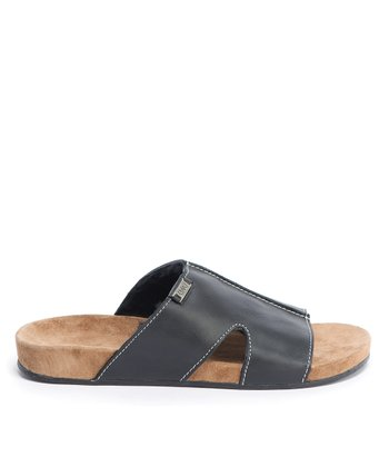 Black Beswick Sandal - Men