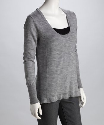 Gray Tahnum Sands Sweater - Women