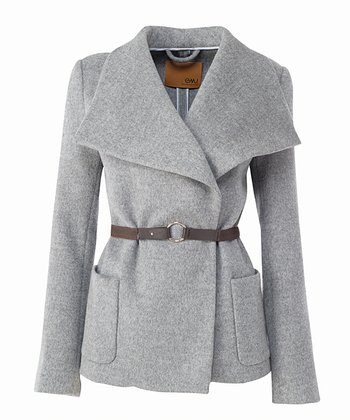 Gray Lake Eliza Merino Wool Jacket