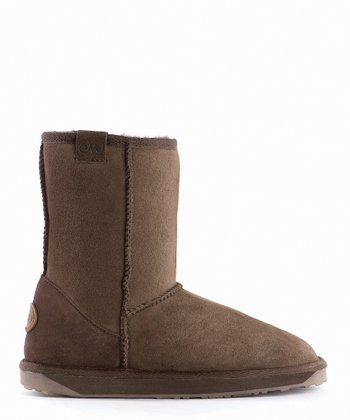 Chocolate Stinger Lo Boot - Women