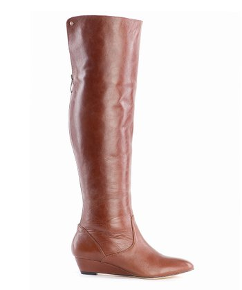 Hazelnut Dalma Knee-High Boot - Women