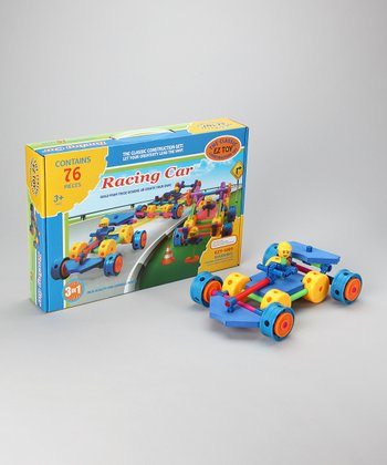 Racing Car Building Set