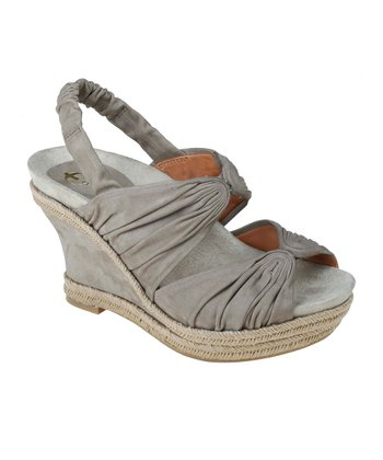 Light Khaki Javea Sandal