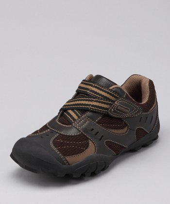 Brown Intrepid Shoe