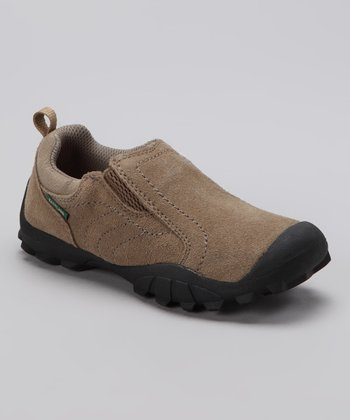 Tan Ridge Shoe