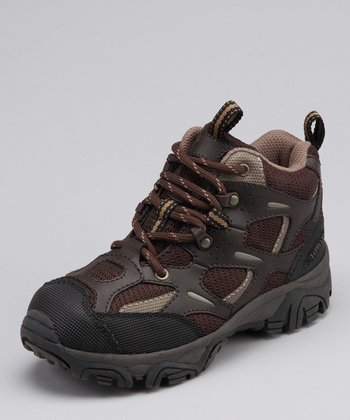 Brown Scout Boot