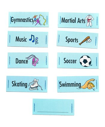Extracurricular Magnet Set