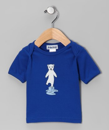 Royal Polar Bear Tee - Infant