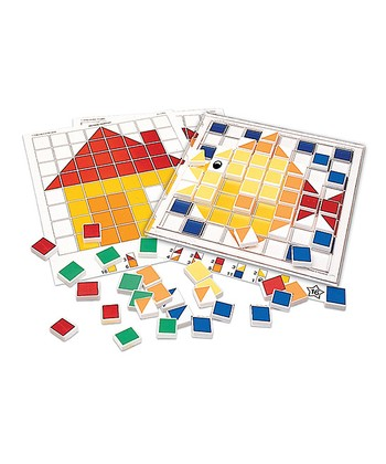 Picture Perfect Matching Puzzle Set