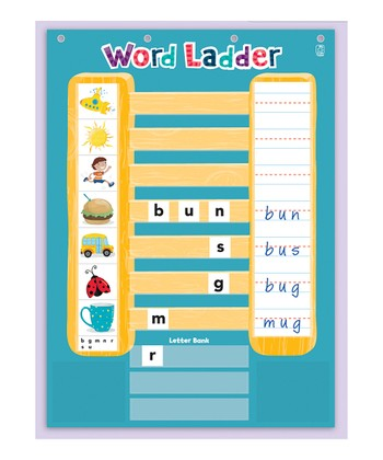 Word Ladder Pocket Chart