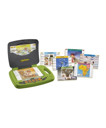 Advanced GeoSafari Laptop Set