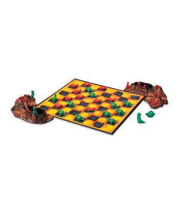 Dino Checkers Game