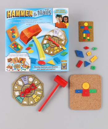Hammer & Nails Game