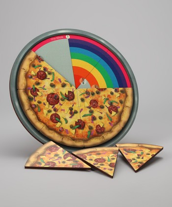 Pizza Pie Tuzzles Puzzle