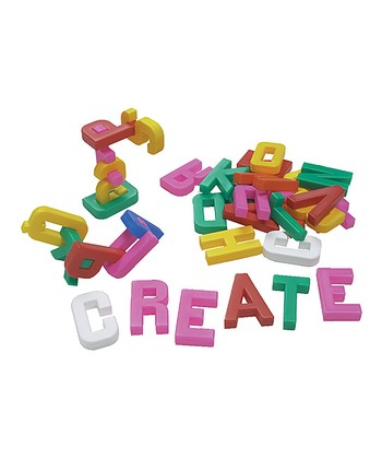 Alphabet Blocks Set