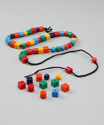 Mini Beads & Laces Kit