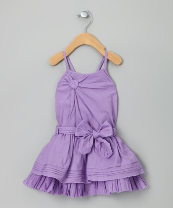 Lilac Citronelle Dress - Toddler & Girls