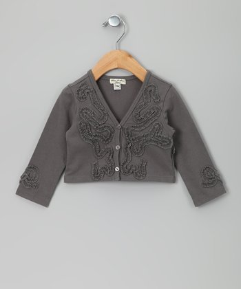 Gray Dorlotte Shrug - Infant