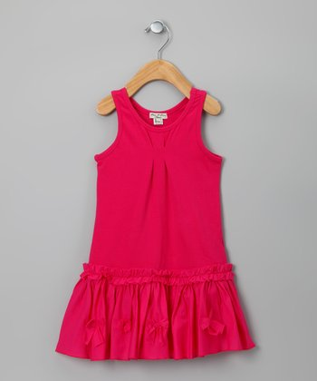Orchid Litotte Dress - Infant, Toddler & Girls