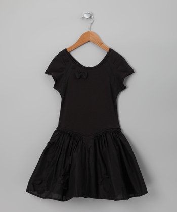 Black Sensuelle Dress - Toddler & Girls