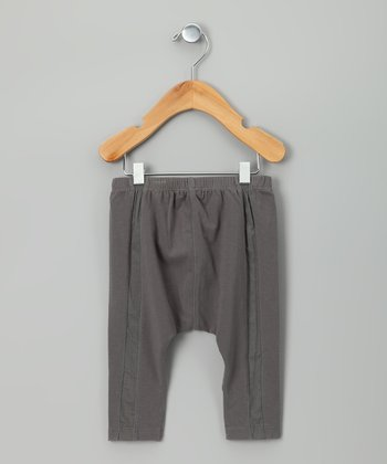 Gray Siflotte Pants - Infant, Toddler & Girls