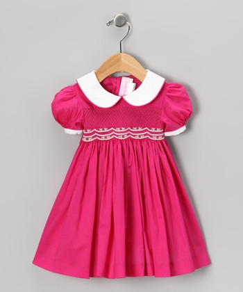 Emily Lacey Ruby Floral Smocked Dress - Infant, Toddler & Girls